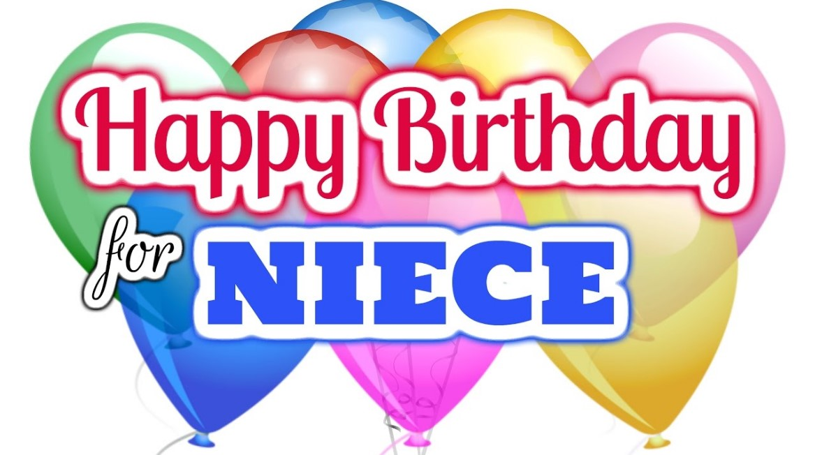 Happy Birthday Niece Image