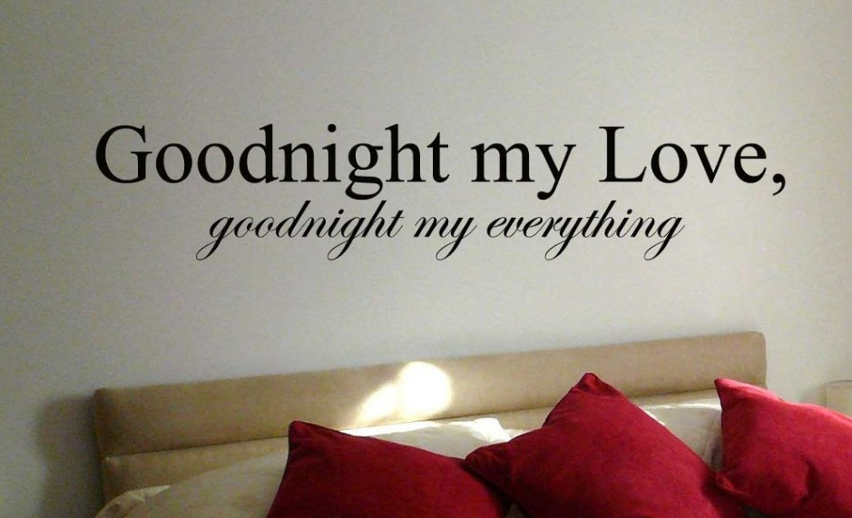 Goodnight My Love Image