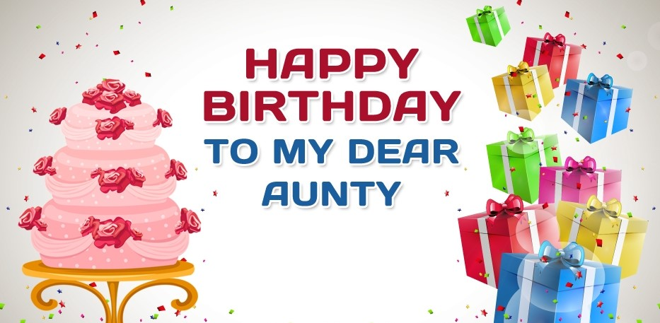 Birthday Wishes For Aunt Images