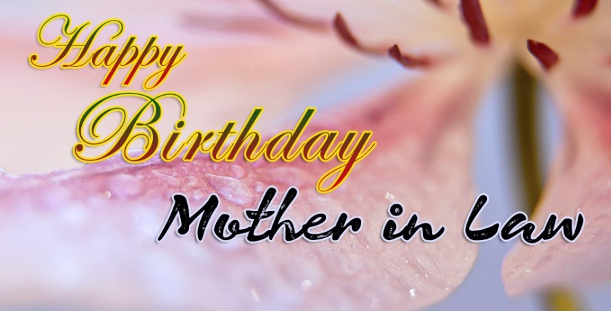 Best Happy Birthday Mother-In-Law Images