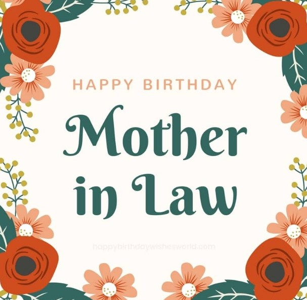 100 happy birthday mother in law wishes messages quotes
