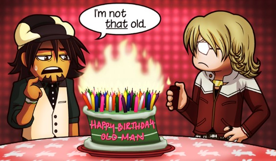 Happy Birthday Old Man Funny Pictures 3