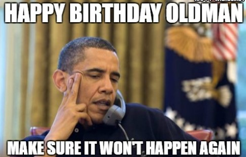 Happy Birthday Old Man Funny Pictures