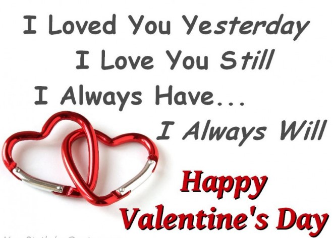 Funny Valentines Day Quotes for Wife