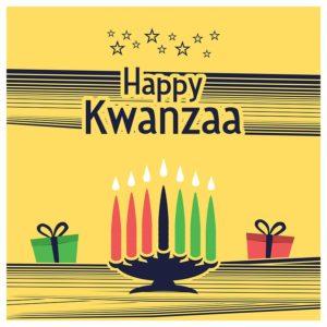 kwanzaa days